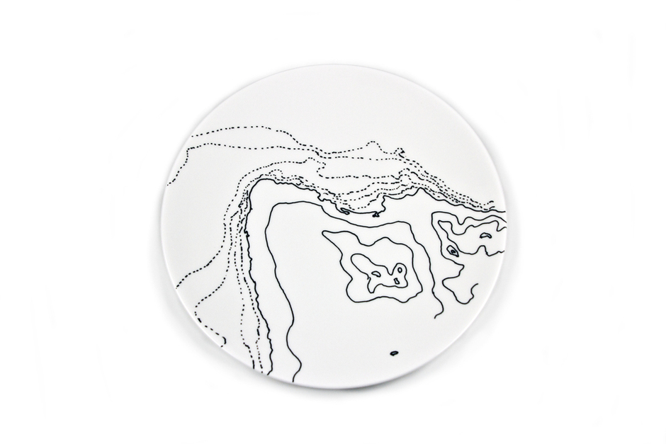 Explore new  territories .     Artist Plates  by Azuero Earth Project