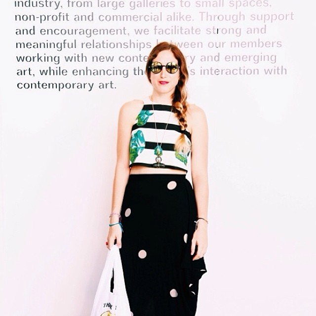 #regram from @bfa_nyc of boss lady @kyledewoody killing it @abmb