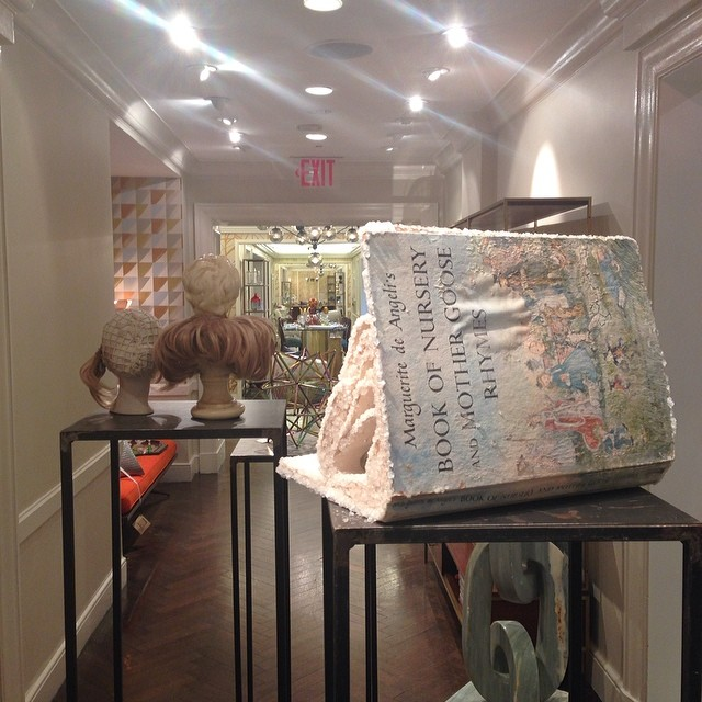 Alexis Arnold's books are our favorite diamonds in the rough at Bergdorfs!