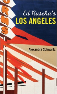 "Writer  J. P. Bohannon reviewed  Ed Ruscha's Los Angeles   by Alexandra Schwartz, a book about the LA world of Pop Art. Bohannon refers to Ruscha's paintings as ""vibrant and fun, enigmatic and engaging, uncluttered and beguiling,"" so don't miss your chance to check out his work at the Art Project Los Angeles   auction!"