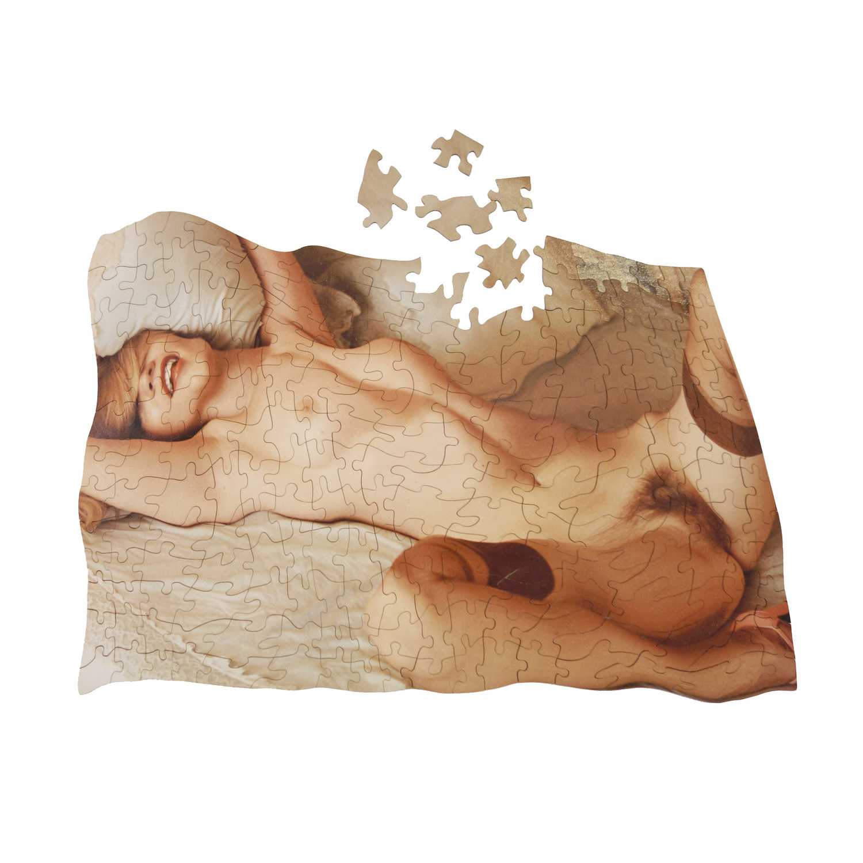 PUZZLES - ROBERT LAZZARINI x GREY AREA — GREY AREA