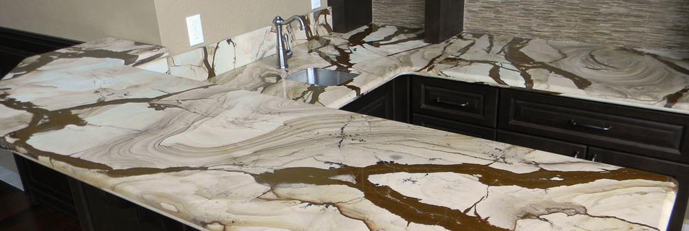 Unusual Granite Countertops : Amazon stone