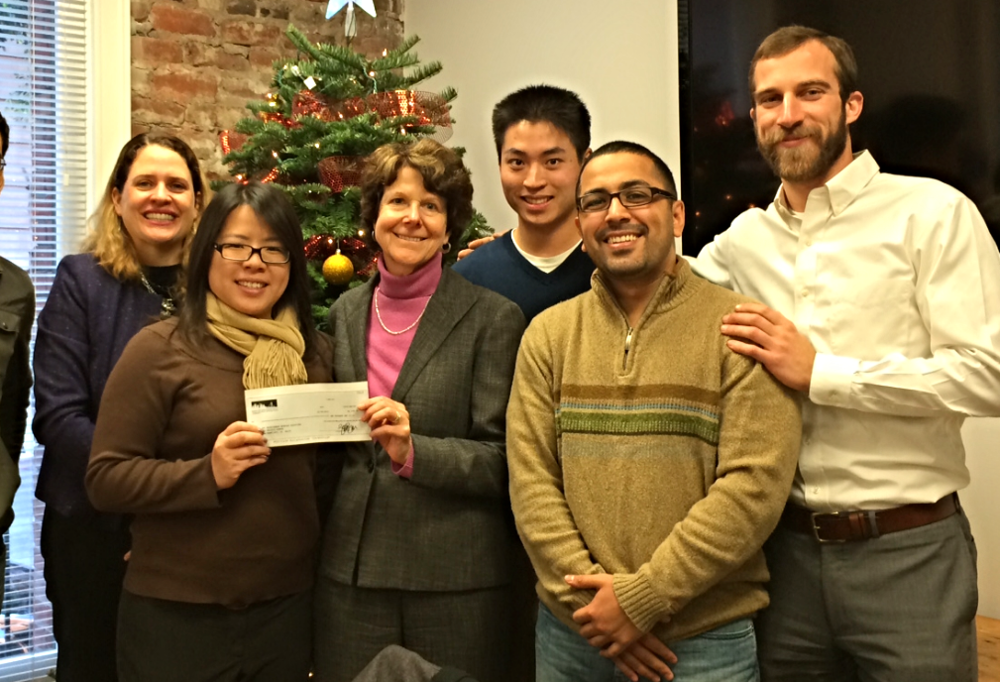 Bank of San Francisco check presentation