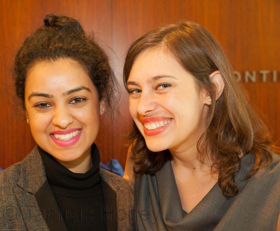 Sarina Gujral & Jaclyn Anku