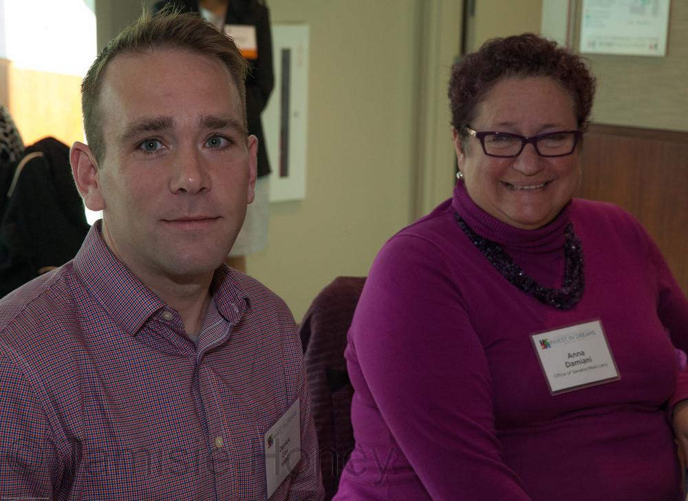 Darrick Cox & Anna Damiani