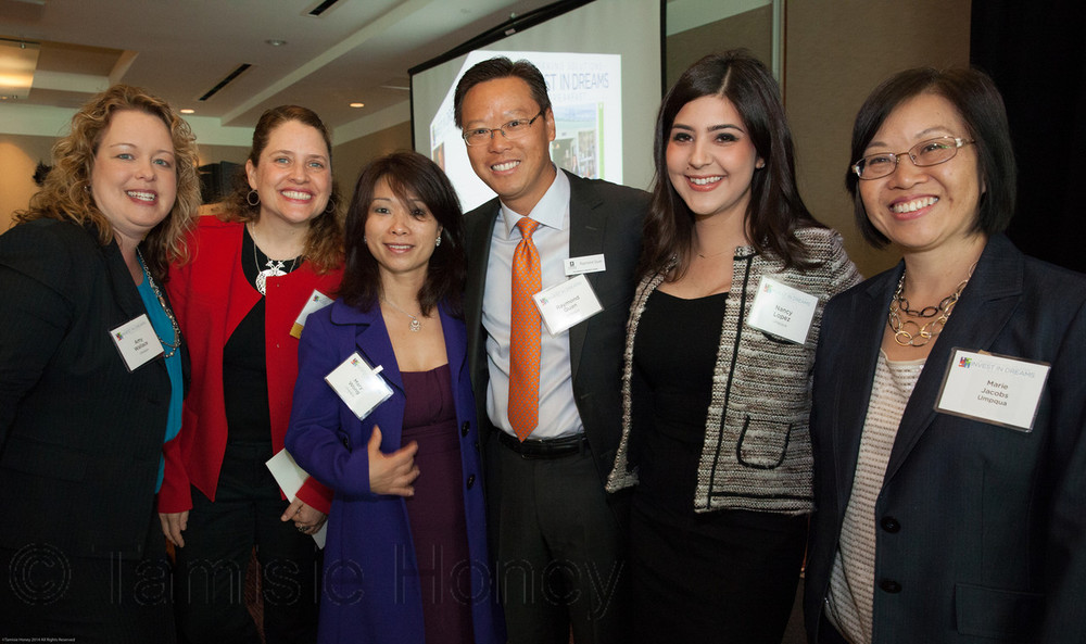 Amy Wallace, Emily Gasner, Mary Wong, Raymond Quan, Nancy Lopez, Marie Jacobs