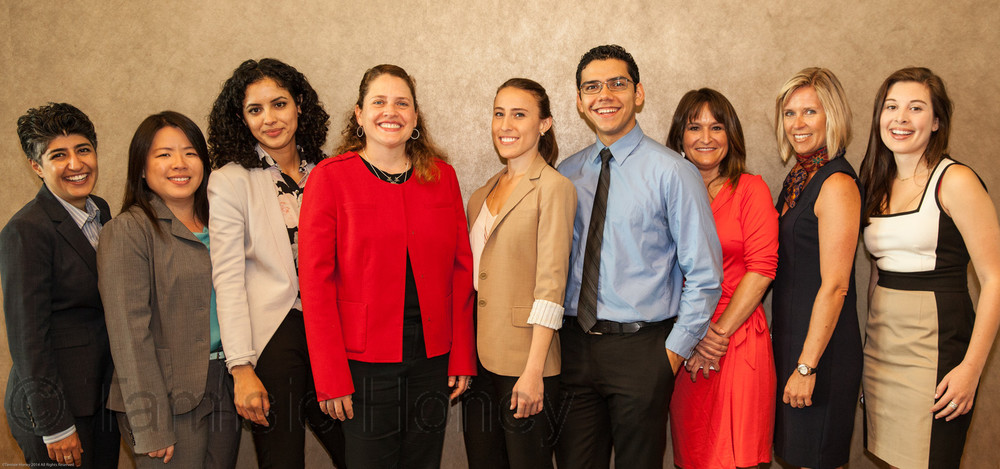 Working Solutions' staff