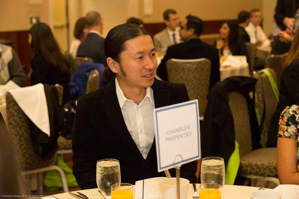 2014 Invest in Dreams Honoree Koji Kanematsu of Onigilly