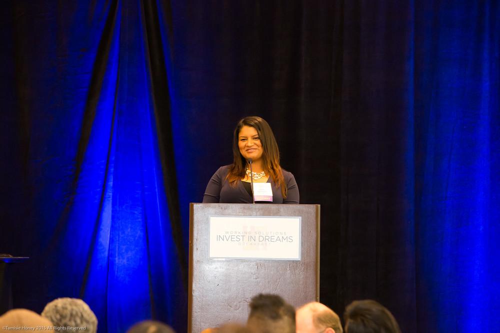 2015 Inspire Awardwinner Patty Rodriguez of SF Parking