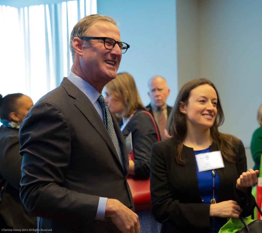 Larry Colton & Liza Cherney of G2 Insurance
