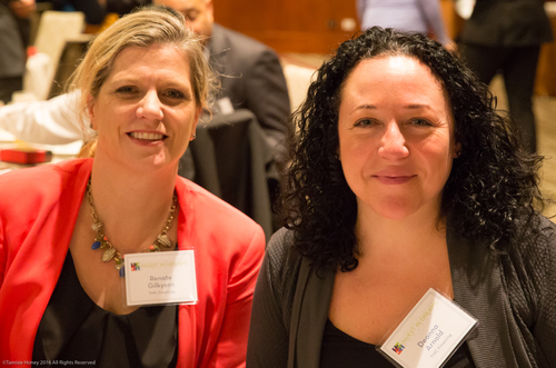 Renate Gilkyson and Deanna Arnold of TMC Financing