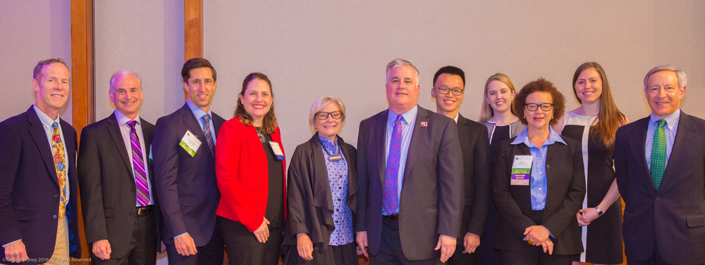 Board of Directors: Bill Fanning, Jeff Tarran, Chris Larocca, Emily Gasner, Barbara Morrison, Peter Goetze, Victor Wong, Katie Colendich, Laurie Gibbs Harris, Kelly Lovlien, and Jack Bertges