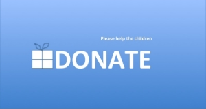 please click the above donate button and you will be taken to a secure payment site, click & pledge