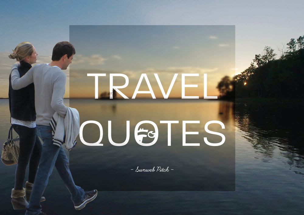 "🌅 <span style=""color: #777777"">Sunweb <B>Travel Quotes</B></span>- social guerrilla - 2018 YoungDogs"