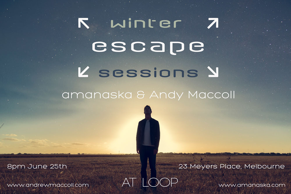 winter escape at Loop