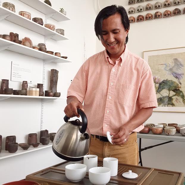 Happy Earth Tea