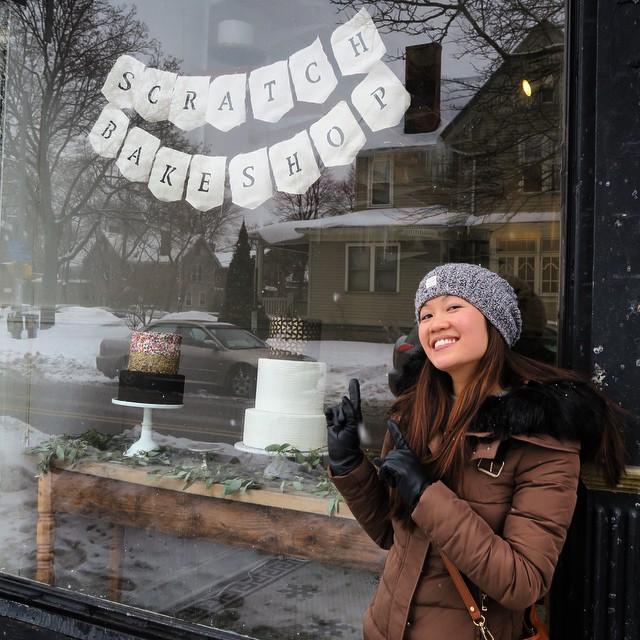 Scratch Bake Shop on Park Ave