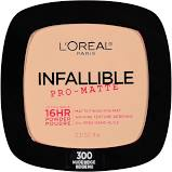 Sets foundation. I use this with either the BB cream or corresponding foundation listed above. Lasts 16hrs reduces shine and has a matte finish.   $10.44