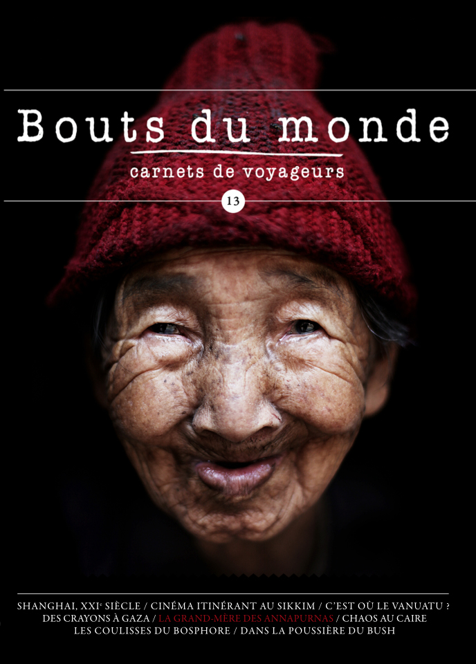 Bouts Du Monde 13 (January 2013) > Cover + 4 pages
