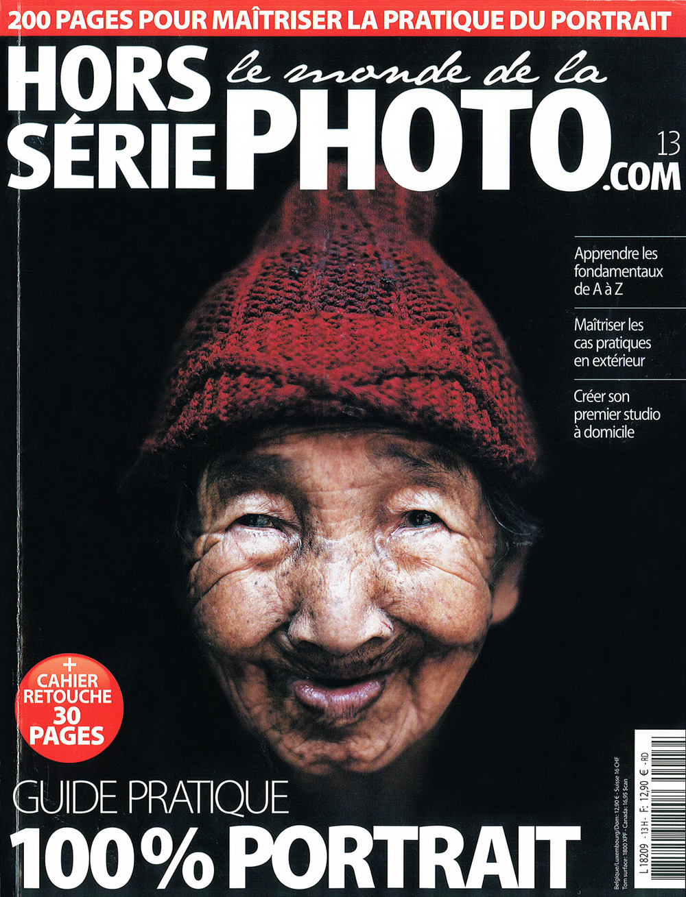 Monde De La Photo Hors-Série (Summer 2012) > Cover + Portfolio 16 pages