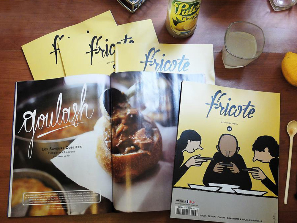 Fricote   13 (  January 2014)>Forgotten Flavors / Les Saveurs Oubliées