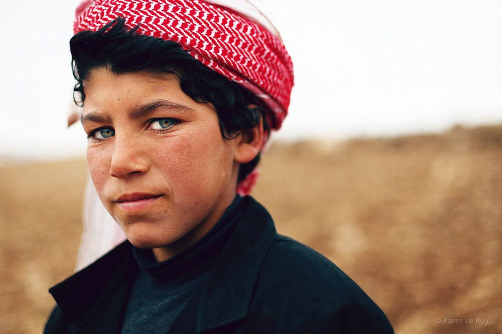 Young Shepherd of Koya / Jeune berger de Koya | IRAQ