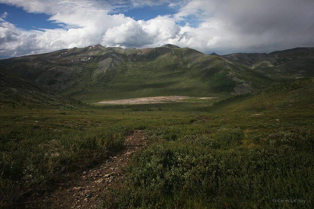 Monts Saïan, territoire Tsaatan