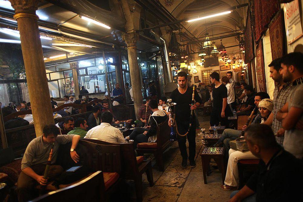 Shisha time in  Istanbul | TURKEY