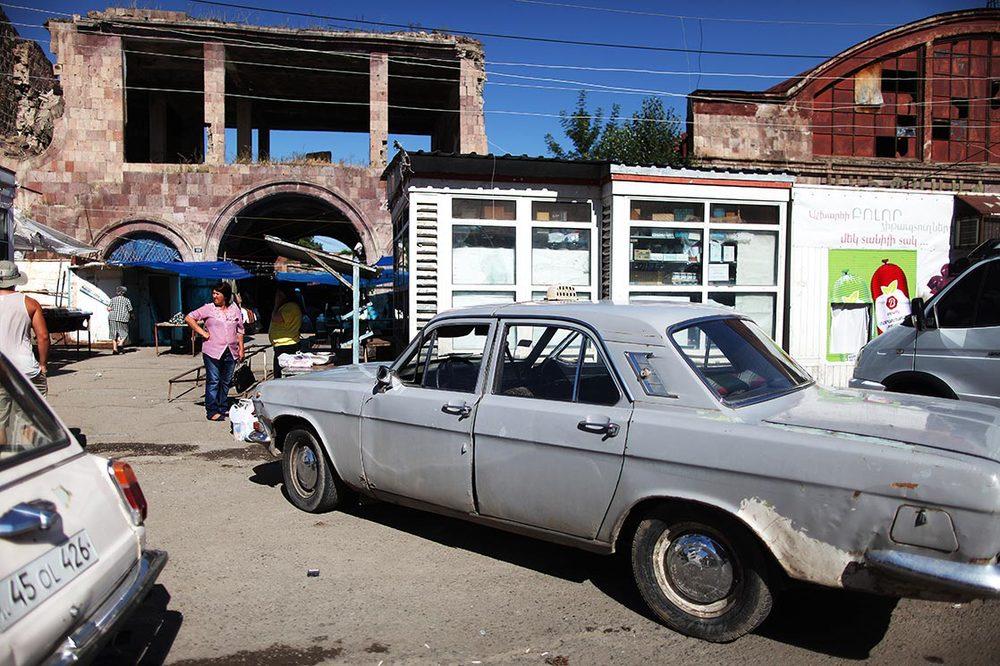 Gyumri Bazar    | ARMENIA