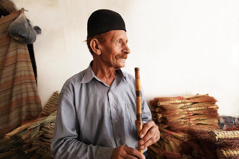 Mohamed Shavi, famous flautist of  Isfahan  | IRAN