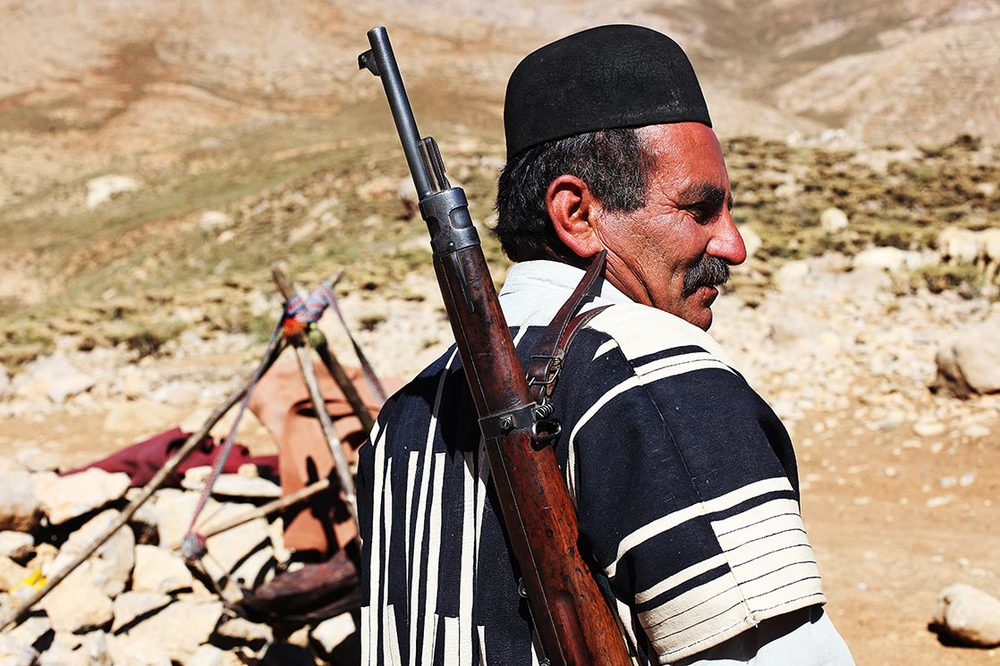 "The latter designation largely relates to the nature of the tribe's annual ""migration"". This has to do with the harsh nature of Bakhtiari life and overcoming of countless difficulties that Bakhtiaris have faced in the Zagros ranges. In this sense, Bakhtiari view themselves as a hardworking tribe, facing numerous obstacles everyday and yet fortunate enough to overcome each of these challenges as a solid unit 