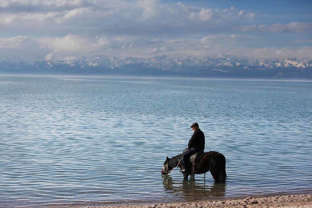 Issyk Kul lake | KYRGYZSTAN