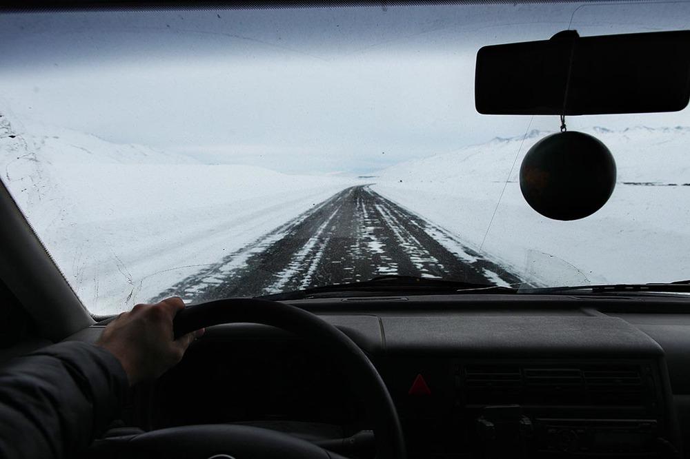 L'hiver au Kirghizistan / Winter in Kyrgyzstan