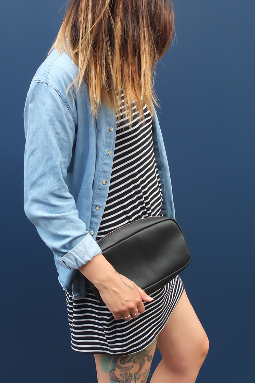 TACO waist/crossbody bag