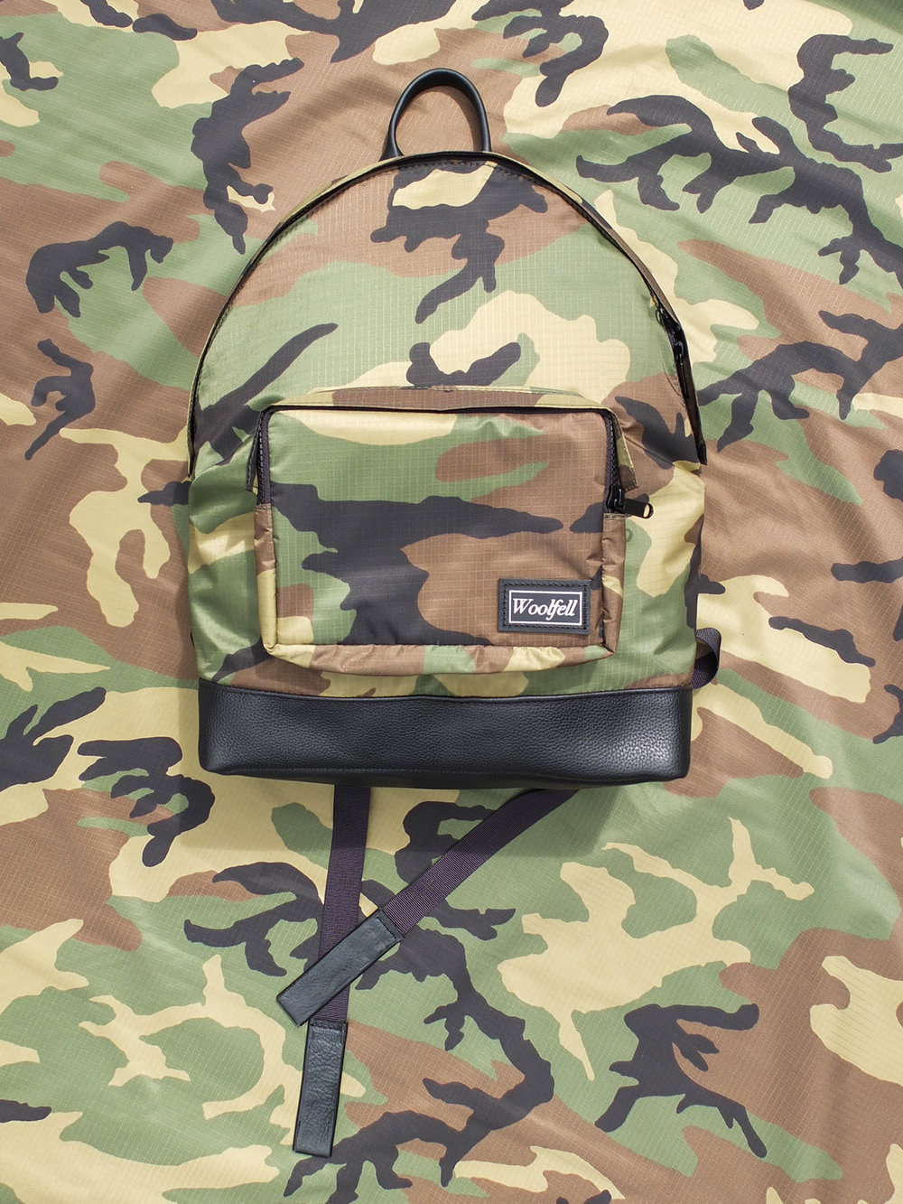 The Camouflage backpack - SS17 special edition