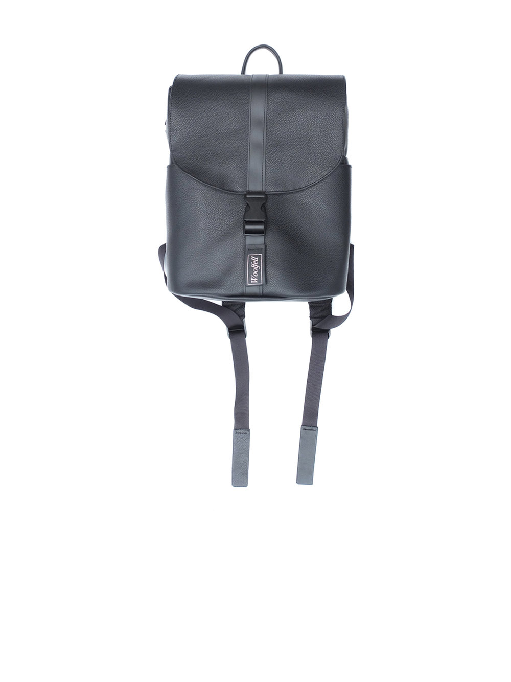 Fugato leather backpack - 280.00$