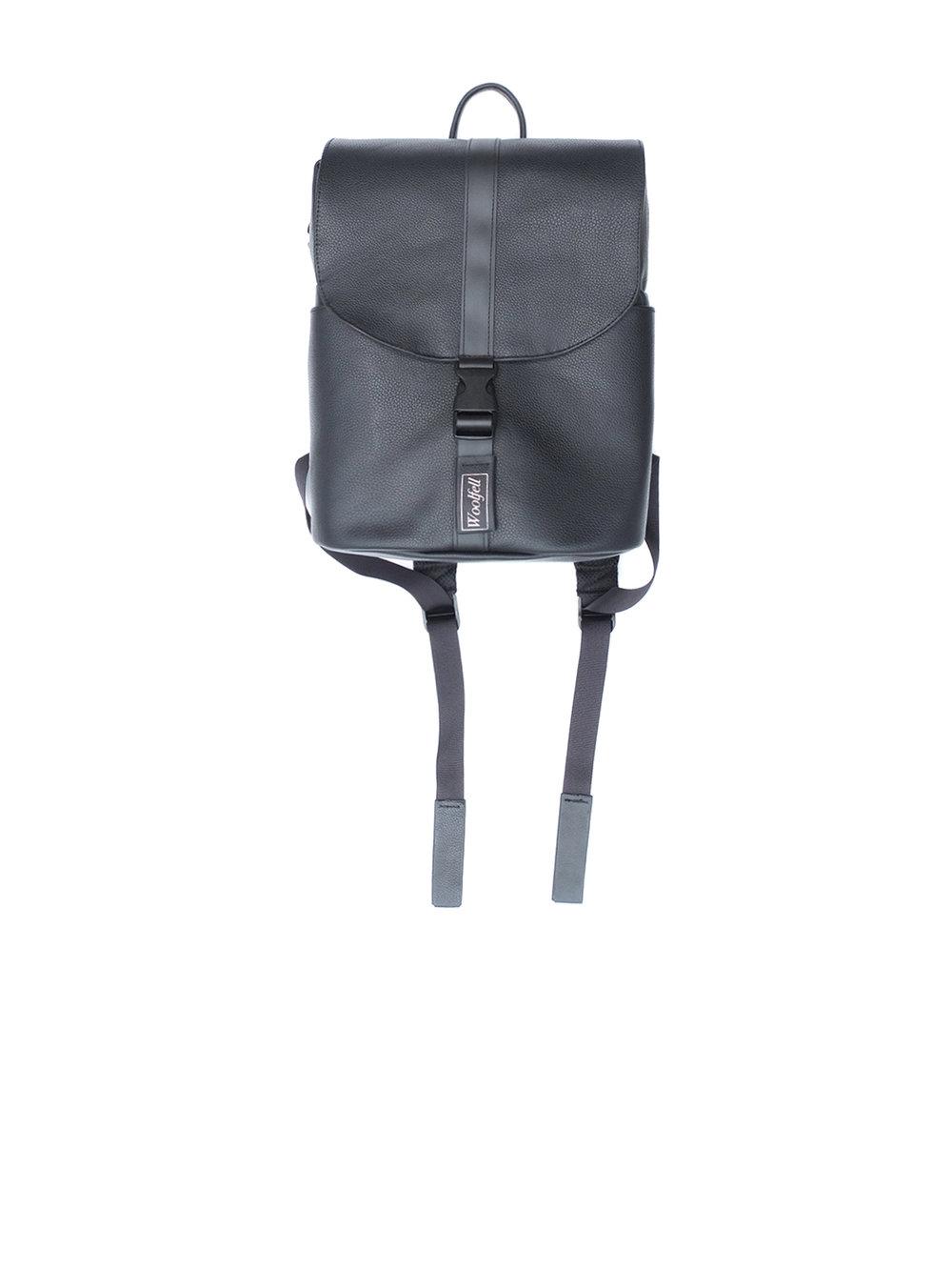 Fugato leather backpack - 280.00$