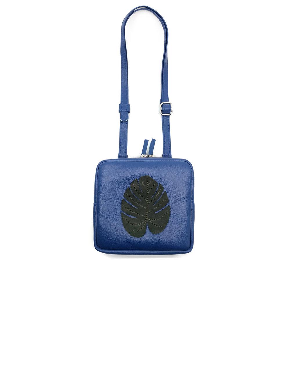 Leaf appliquéMini handbag - more colors available150.00$