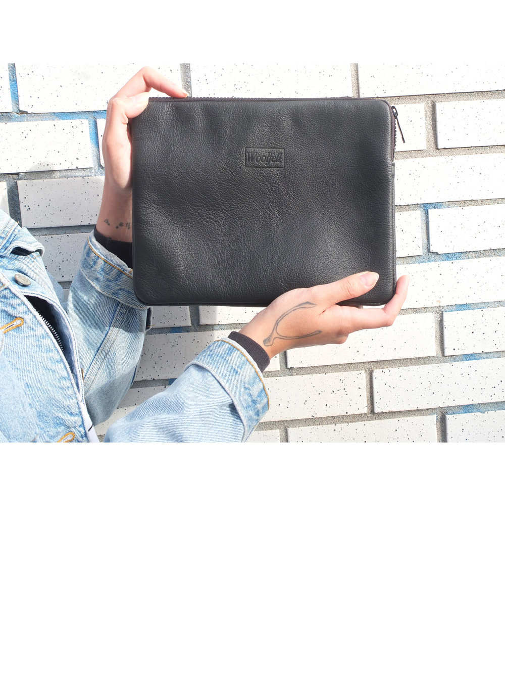 Leather laptop case - more sizes available90.00$ - 120.00$