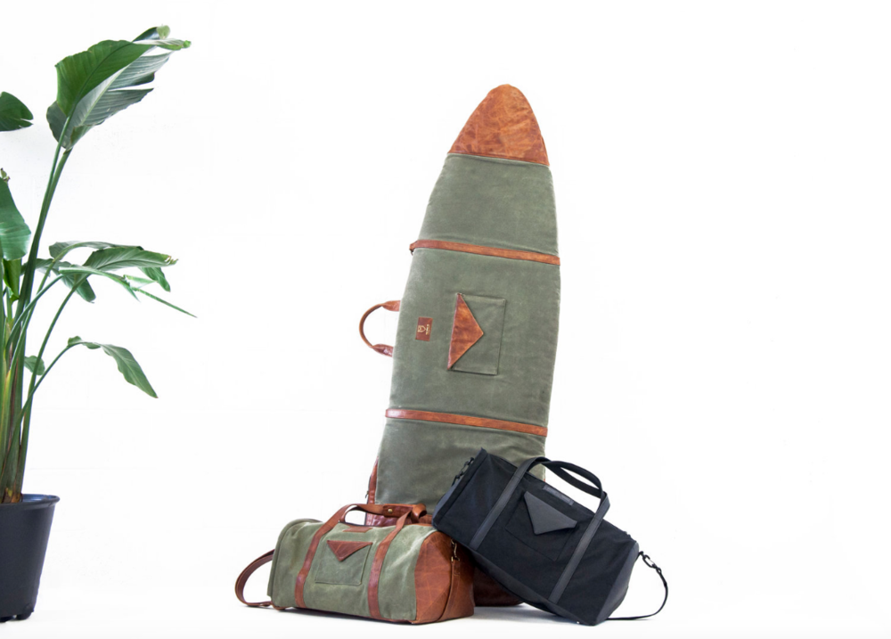 Sacs pour planche de surf et sacs duffles avec The Make Co. - Surf bags and duffles bagswith The Make Co.