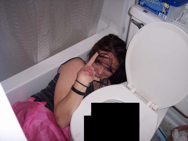 Halloween Amy Jo circa 2005
