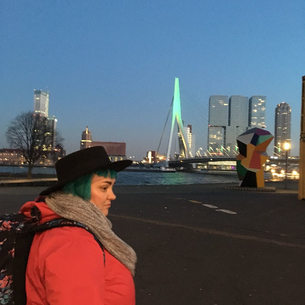Me + Rotterdam