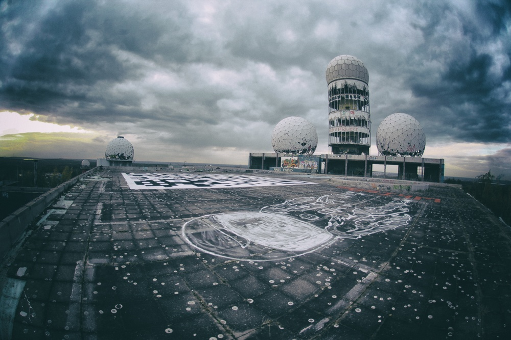 Teufelsberg [Berlin Germany]