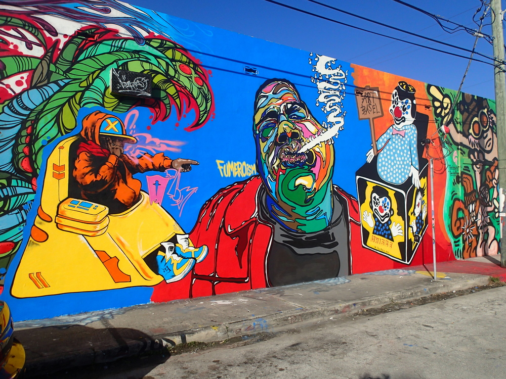 Wynwood Walls Collaboration [Miami, FL]