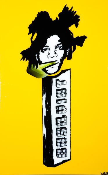 Basquiat PEZ