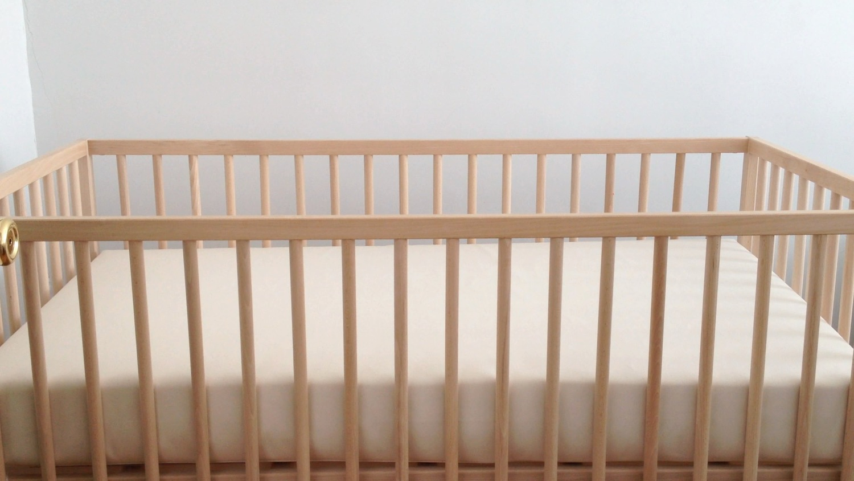 Naturepedic Crib Mattress Organic Cotton Ultra 252 Seamless 2