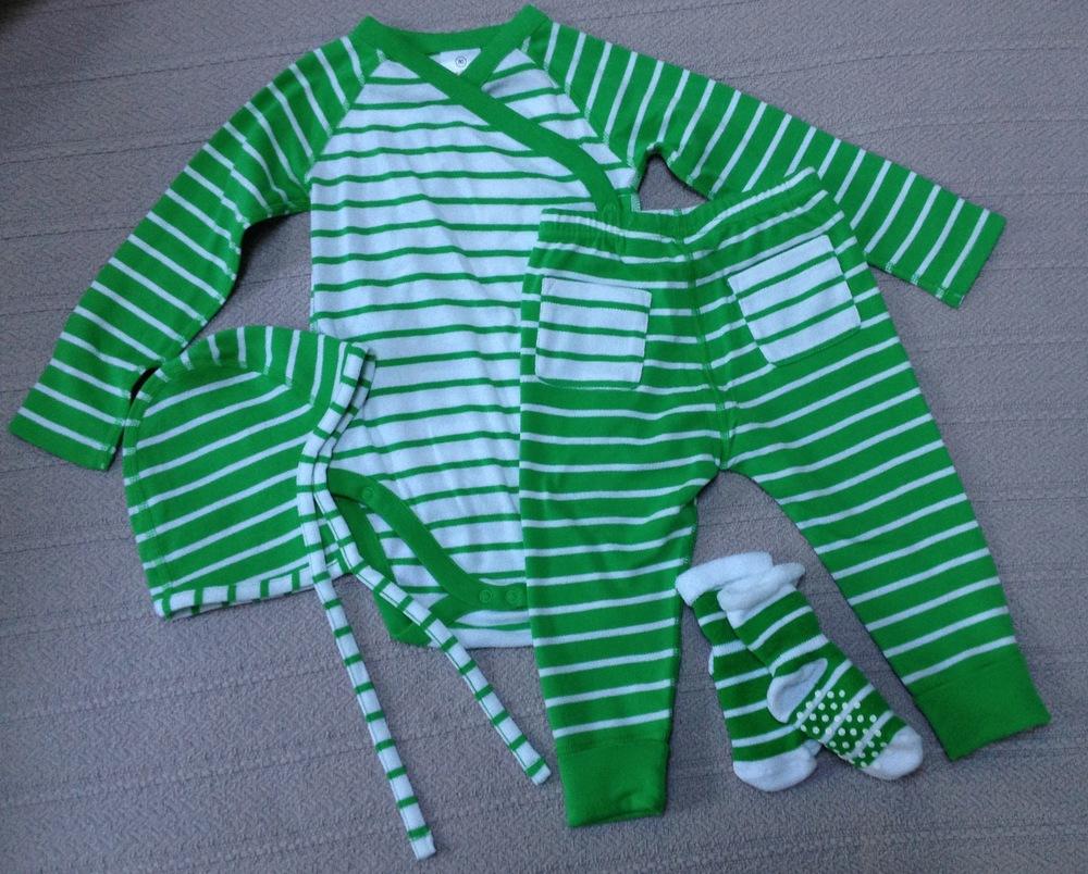 Hanna Andersson Bright Baby Basics,100% organic cotton
