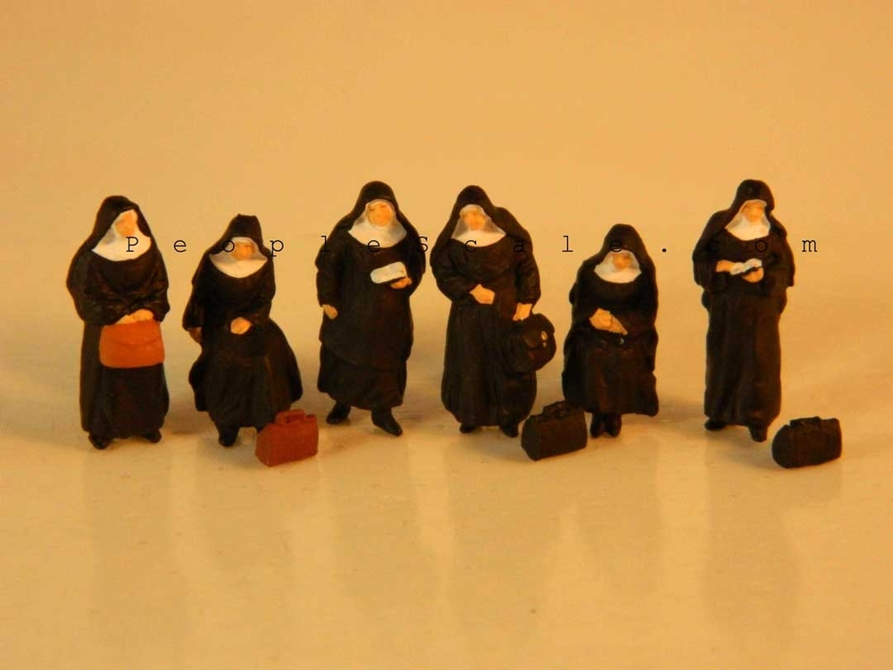 Nuns via  Peoplescale.com