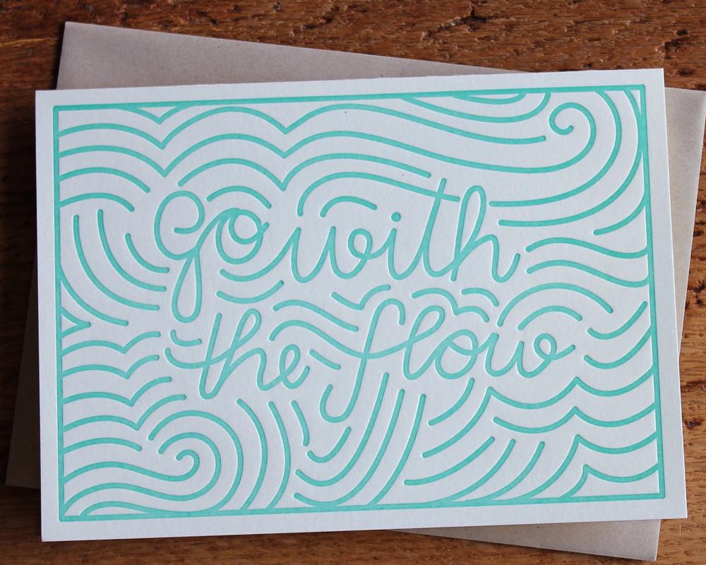 Flow Card