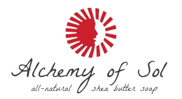 Alchemy of Sol: All-Natural Shea Butter Soap